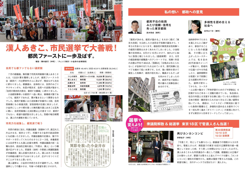 チェンジ東京!小金井の会ニュース 8号-2-3p