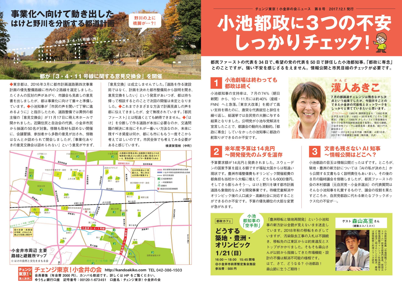 チェンジ東京!小金井の会ニュース 8号-4-1p